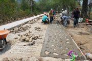 Pavimentación Concreto Mixto